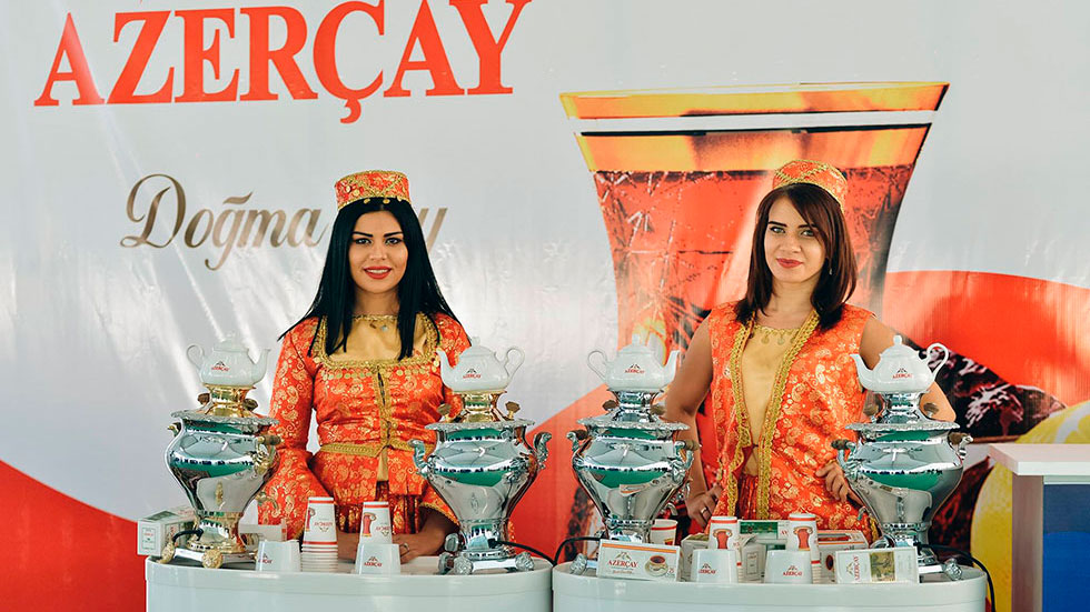 """AZERÇAY"" supported the next international event"