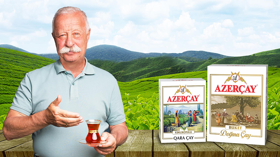 "New advertisement video of ""AZERÇAY"", prepared with the participation of Leonid Yakubovic, was broadcast!"